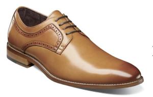 Stacy Adams Dickens Plain Toe Oxford Zapatos tan 25231-240