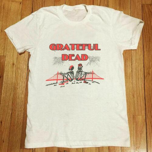 Rare Vintage 1988 Grateful Dead Tour New T-Shirt USA sz Limited