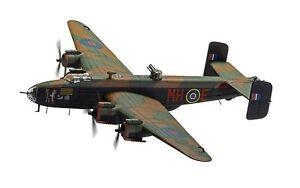 Corgi Aa37209 1/72 Hp Halifax Lv937mh Cher Babe Raf Snaith Mars 1945