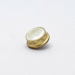 Finger Button (1) for Holton Baritone, (Brass) 8x36 NEW! BB2
