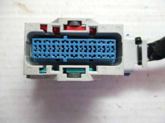2005 Chevy Malibu Ma Lt V6 Locking Plug Jack Body Control Module Delphi Gm Oem