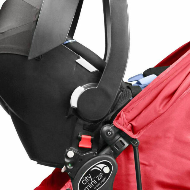 Baby Jogger City Mini Zip Single Car Seat Adapter For Chicco Cybex Maxi Cosi
