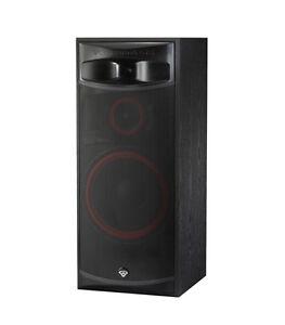 "Cerwin Vega XLS 15 15"" 3 Way Floorstanding Tower Speaker (SINGLE) XLS15"