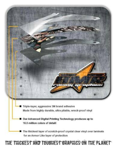 ATV Decal Graphic Kit Wrap For Suzuki LTZ400 Kawasaki KFX400 2003-2008 MAD G W