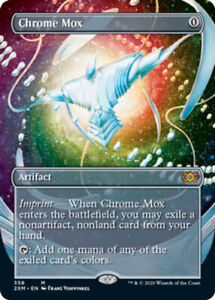 Chrome-Mox-Borderless-x1-Magic-the-Gathering-1x-Double-Masters-mtg-card