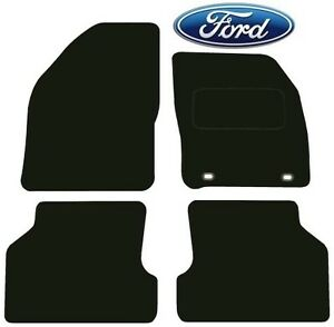 Ford Focus St Tailored Car Mats Deluxe Quality 2011 2010 2009