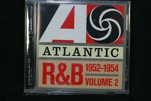 Atlantic-R-amp-B-1947-1974-Volume-2-1952-1954-New-Sealed-CD-C1171