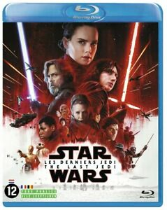 STAR-WARS-Les-derniers-Jedi-BLU-RAY-BLU-RAY-BONUS-NEUF-SOUS-BLISTER