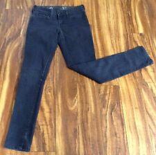SUPER HOT! Levis San Francisco Demi Curve Skinny Faded Black Jeans 26 W29 L31