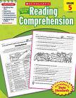 Scholastic Success with Reading Comprehension, Grade 5 by Kathy Zaun, Linda Van Vickle (Paperback / softback)