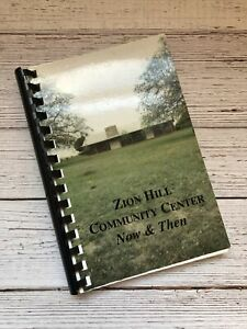 Zion Hill Community Center Cookbook Weatherford Texas 2005 Tex Mex Recipes