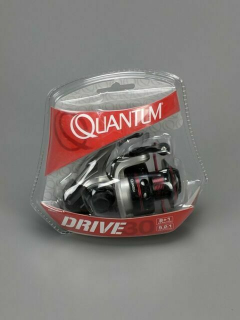 Quantum DR20 Drive Spinning Reel BEW