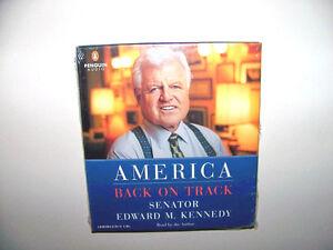 America Back on Track by Edward M. Kennedy (2006, Ab...