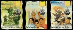 SJ-Grand-Knight-Of-Valour-Malaysia-2010-National-Soldier-Police-stamp-MNH