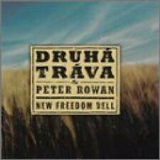 Druh Tr va, Druhá Tráva - New Freedom Bell [New CD]