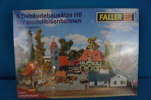 Faller-Set-034-BERGHEIM-034-Kit-HO