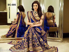 Designer Wear Grand Embroidery with Pearl Work Bridal Lehenga