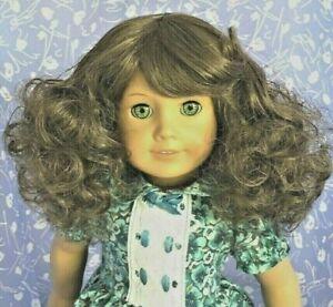 Monique-JUDY-3-Lt-Brown-Full-Adj-Cap-Doll-Wig-Size-10-11-American-Girl-Sz