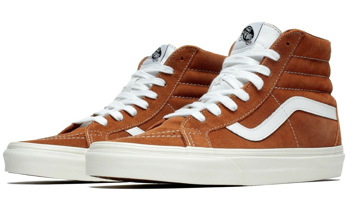 VANS SK8 MEN HI REISSUE RETRO SPORT MEN SK8 Schuhe GLAZED GINGER VN0A2XSBO14 SIZE 9.5 NEW 119ca4