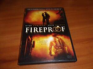 Fireproof (DVD, Widescreen, 2009) Kirk Cameron