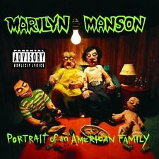 Marilyn Manson-Portrait Of An American Family CD NEW