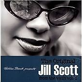 The Original Jill Scott FROM THE VAULT, Vol. 1, Jill Scott, Very Good CD