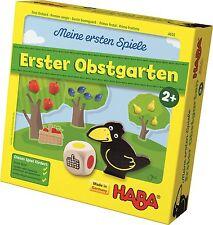 HABA Erster Obstgarten 4655  kooperatives Farben-Lernspiel   ab 2 Jahre