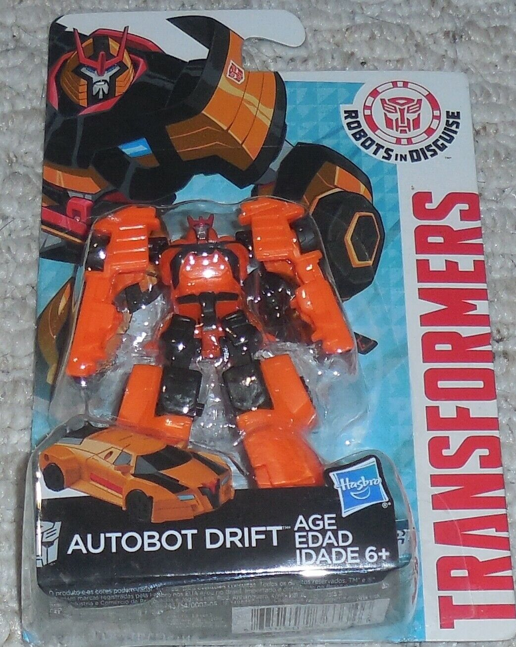 Transformers Robots In Disguise Drift Complete Legion RID 2015