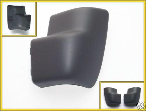 REAR BUMPER END CAP CORNER LEFT FOR FORD TRANSIT MK3 MK4 86-94
