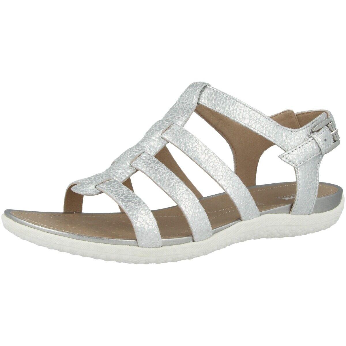 Geox d arena. vega a zapatos señora sandalias de ocio sandalias d72r6a000kyc1007