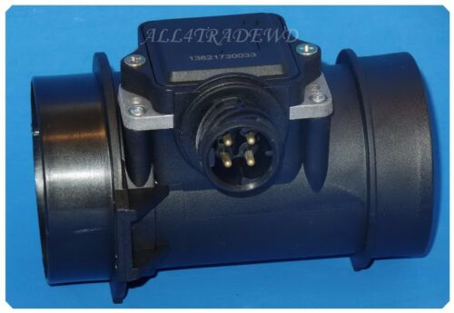 Mass Air Flow Sensor 4 Pins Fits In. BMW 320I 1992-1995   l6-2.0L 1990CC 121Cu