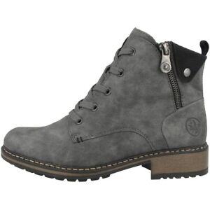 emporter Chaussures Boots z6844 Rieker Antistress 46