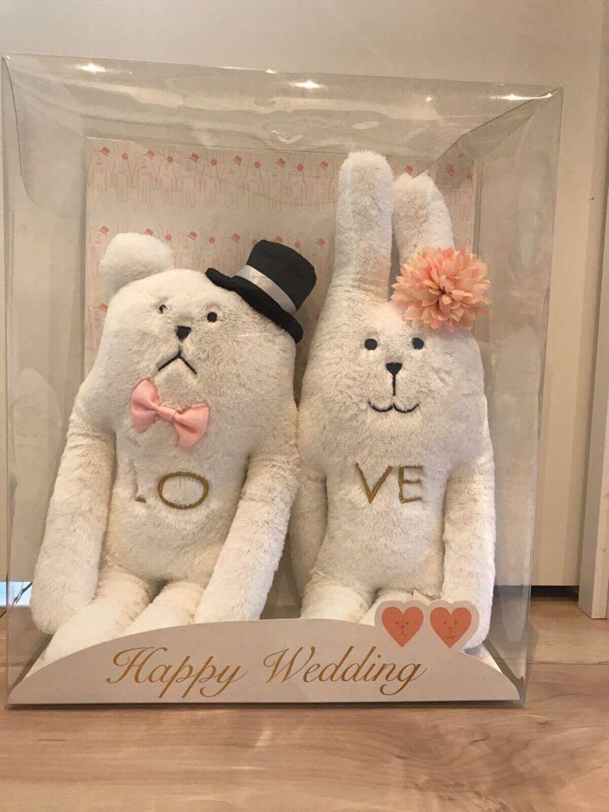 CRAFTHOLIC RAB & SLOTH Bienvenue poupée mariage Craft New