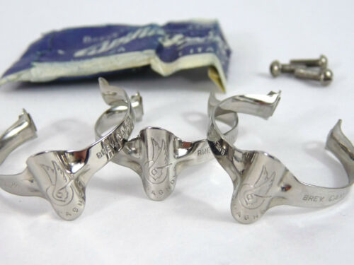 Campagnolo Top Tube Brake Cable Guides clips New Old Stock NOS