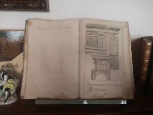 REGOLA DELLI CINQUE ORDINI D'ARCHITETTURA DI M. IACOMO BAROZZIO DA VIGNOLA, 1635