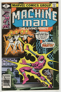 Machine-Man-12-Dec-1979-Marvel-Choose-One-Newsstand-or-Direct-Steve-Ditko