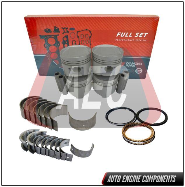 Full Gasket Kit Set Piston Ring 2 0 L Mitsubishi Galant L