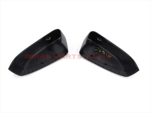 2010-2014 Ford Mustang Right /& Left Side View Mirror Cover Skull Caps OEM NEW