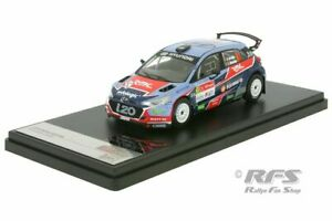 Hyundai-i20-R5-Rallye-Portugal-2018-Armindo-Araujo-1-43-IXO-Minipartes-NEU