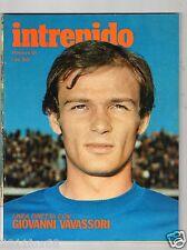 intrepido 1973 n. 41 Giovanni Vavassori Napoli Giovannino Improta Maraschi Altig