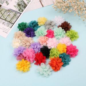 10PCS-Satin-flowers-baby-artificial-flowers-for-headbands-DIY-flower-hair-MT
