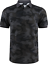 Polo-homme-col-sport-manches-courtes-Yves-Enzo-camouflage-army-anthracite miniature 1