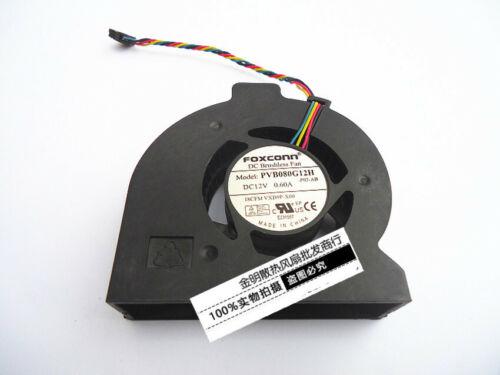 FOXCONN DELL FGW90 K6YMY Optiplex 7010 USFF Radiator Fan PVB080G12H