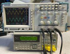Tektronix Tps2012 Digital Storage Oscilloscope 100mhz 1gss 2 Isolated Ch