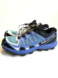 sports shoes 6f64b 1c020 Image is loading Salomon-Fellraiser-Trail-Running-Shoes-Women-039-s-