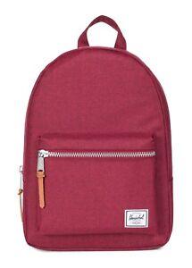 Jungen-accessoires Herschel Grove X-small Backpack Rucksack Tasche Winetasting Crosshatch Rot Neu