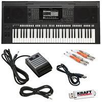 Yamaha Psr-s770 Arranger Workstation Keyboard Cable Kit