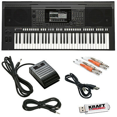 Yamaha PSR-S770 Arranger Workstation Keyboard CABLE KIT