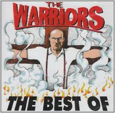 The Warriors Best Of CD NEW SEALED 1999 Punk Oi! Skinhead