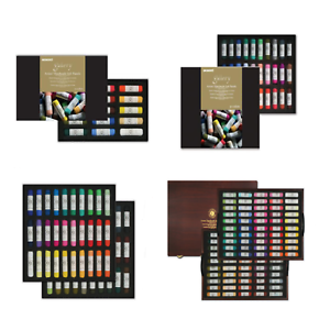 Hand-Made Mungyo Professional Gallery Artist Soft Pastel MPHM-15,30,60,100 Color